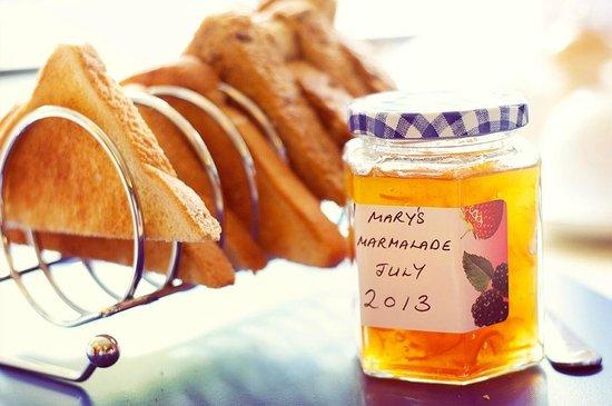 Number 5: Homemade breakfast treats