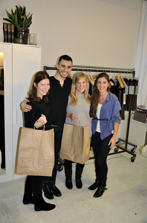 Style Room NYC Shopping Tour Experiences: Meeting The Designer They Just Bought From