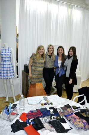 Style Room NYC Shopping Tour Experiences: Meeting A Designer While She Works On FW14