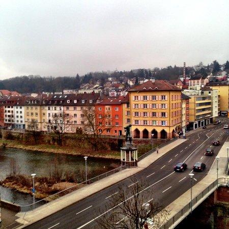 Parkhotel Pforzheim: panorama dalla camera