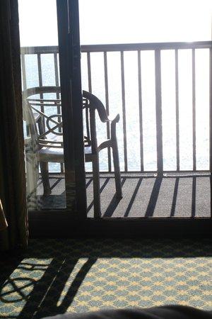 Sea Crest Oceanfront Resort: Balcony @ 1529
