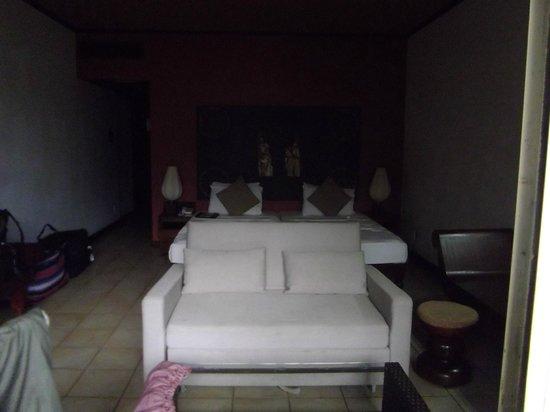 Hotel Thilanka: chambre