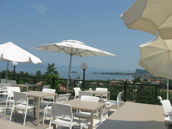 Hotel Belvedere : Terrazza panoramica dal bar/hotel/ristorante  Belvedere