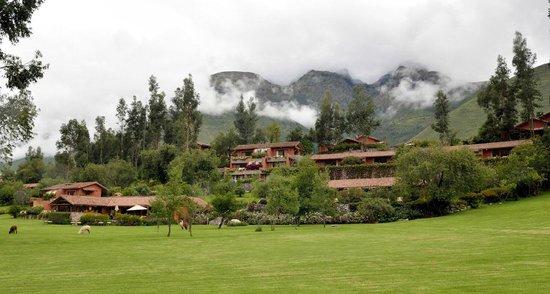 Belmond Hotel Rio Sagrado: Peaceful Setting