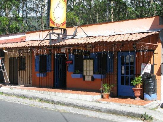 Boquete Art Cafe: Art Café