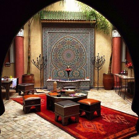 Riad Princesse du Desert : Patio2