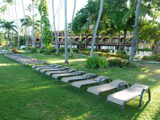 Hotel Tamarindo Diria: transat