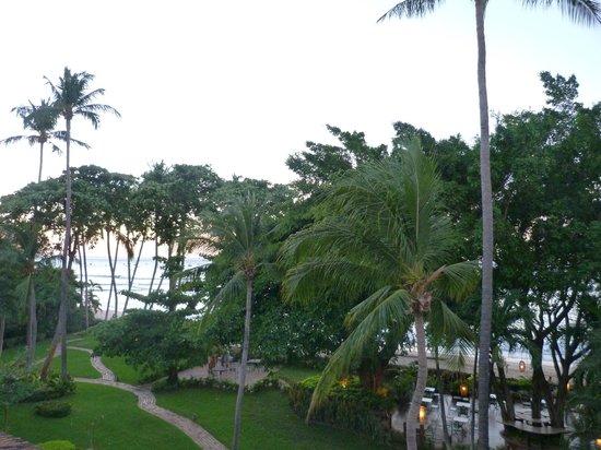 Hotel Tamarindo Diria: vue
