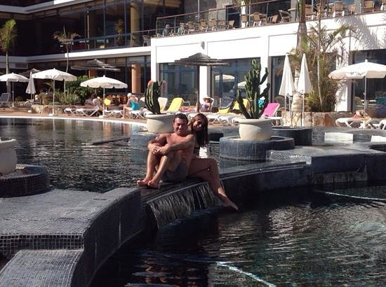 THe Mirador Papagayo: piscina