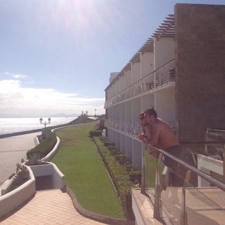 THe Mirador Papagayo Hotel: panorama