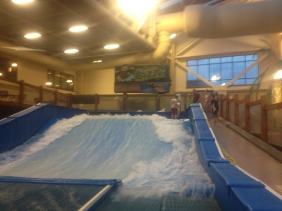 Wilderness at the Smokies Resort: Surf rider