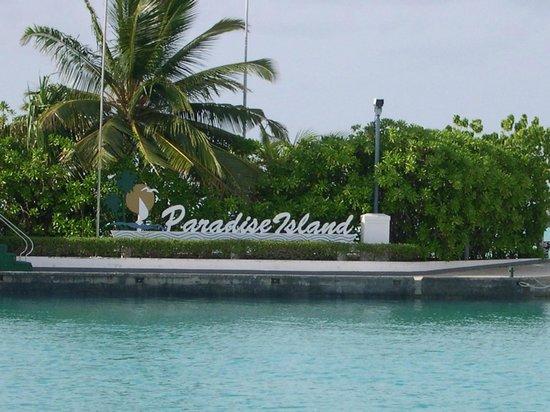 Paradise Island Resort & Spa: Port