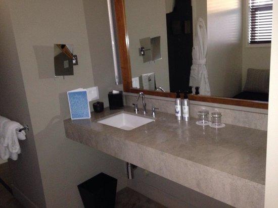 Solage, an Auberge Resort : Bathroom sink.
