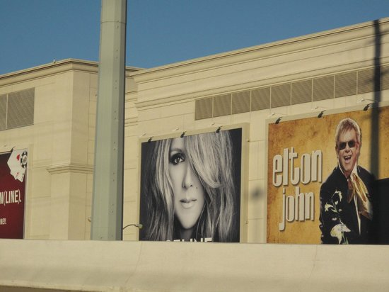 Celine Dion at the Colosseum at Caesars Palace : Celine 2