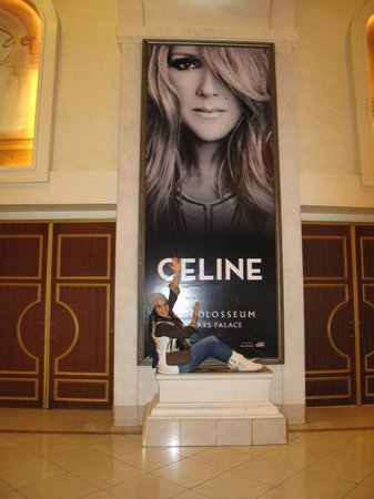 Celine Dion at the Colosseum at Caesars Palace : Celine 1