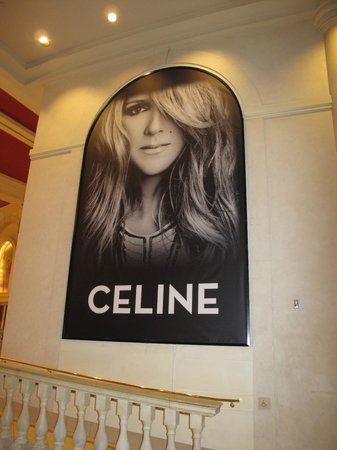 Celine Dion at the Colosseum at Caesars Palace : Celine 3