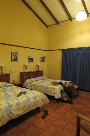 Arenal Observatory Lodge & Spa: Room.