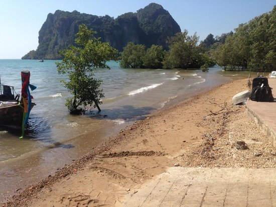 Anyavee Railay Resort : la playa este 2