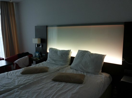 Park Inn by Radisson Sarvar: standard room
