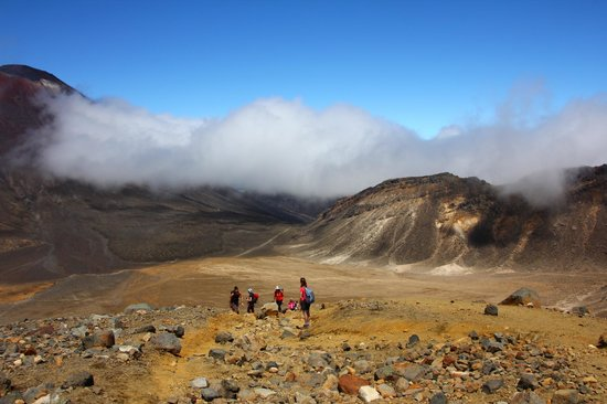 Adventure Lodge & Motel: Top of the world - Tongariro 3