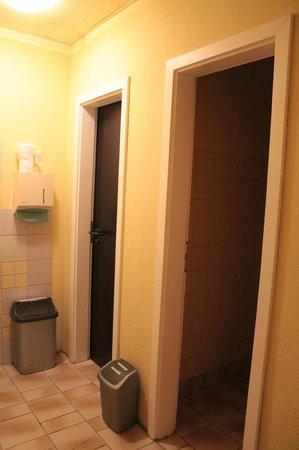 Kangaroo-Stop Hostel: туалеты