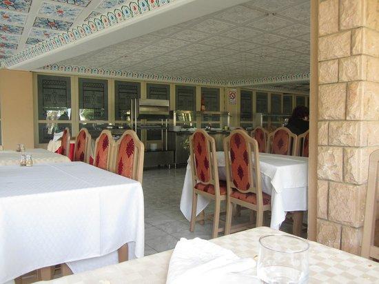 Hotel l'Oasis Gabes : Restaurant