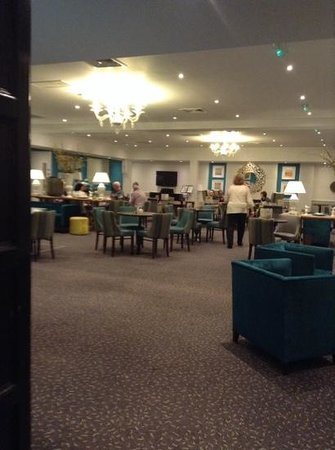 Warner Leisure Hotels Alvaston Hall Hotel: fountain bar