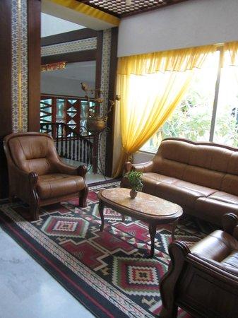 Hotel l'Oasis Gabes : Hall 1