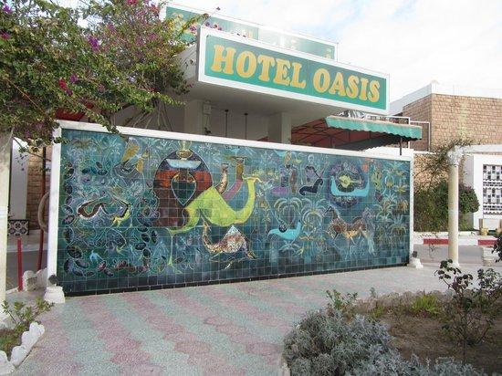 Hotel l'Oasis Gabes : Entree 2