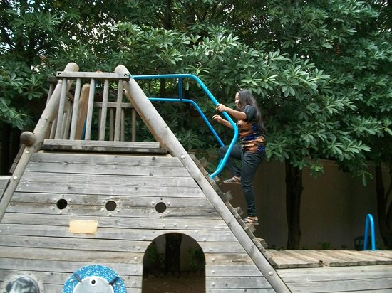 Leonia Holistic Destination: Play areas