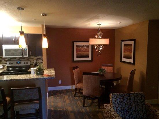 Holiday Inn Club Vacations at Desert Club Resort: Dining area
