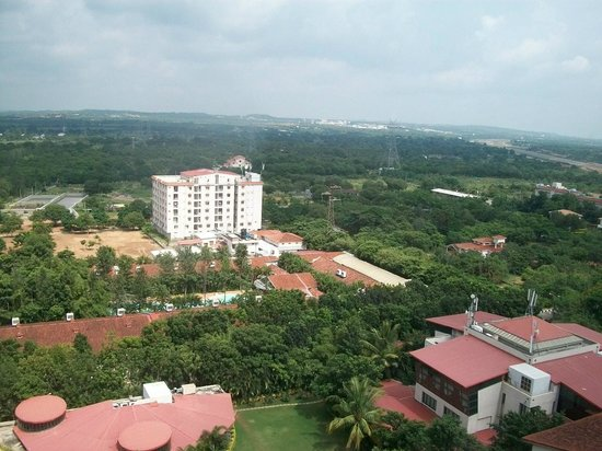 Leonia Holistic Destination : View from room