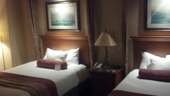 Harrah's Cherokee Casino Resort : soho room