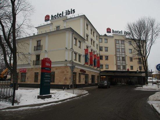 Ibis Yaroslavl Centre: Hotel Aussenansicht