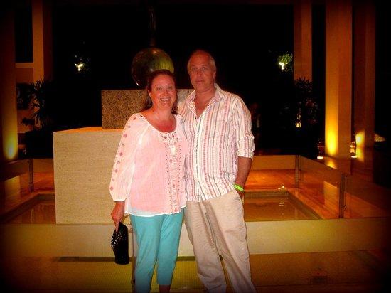 Luxury Bahia Principe Sian Ka'an Don Pablo Collection: it was HOT hot hot