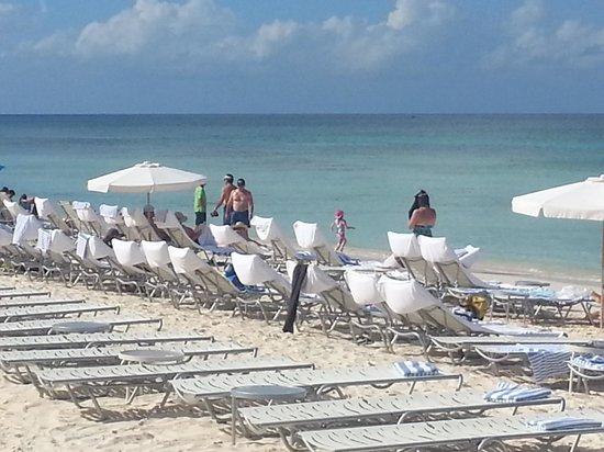 Grand Cayman Marriott Beach Resort: gorgeous beach and waters