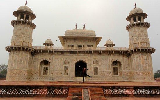 Fuerte de Agra: Baby Taj Mahal
