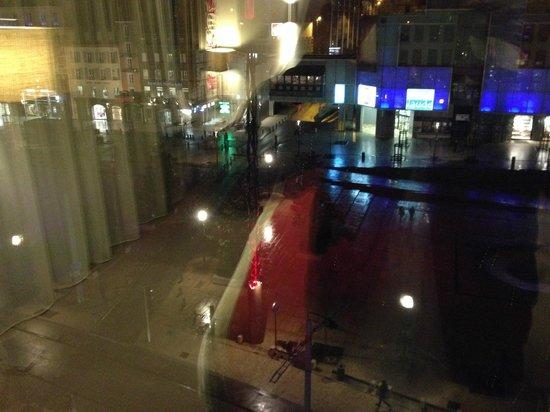 Mercure Clermont Ferrand Centre Jaude : vue de la chambre