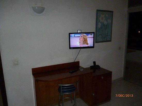 Apartamentos Montemar: TV