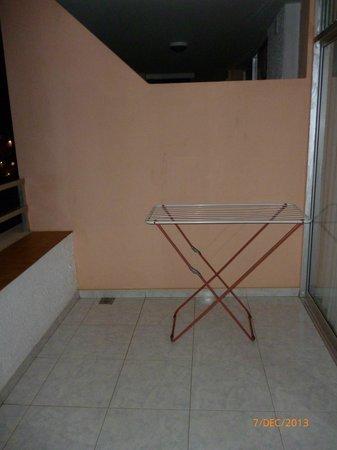 Apartamentos Montemar: Balcony