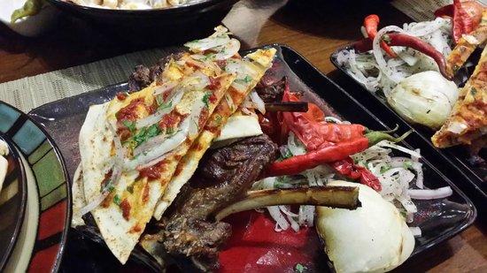 Lamp Chop Picture Of Yasmina Lebanese Cuisine Accra Tripadvisor
