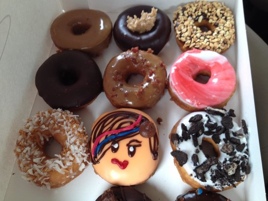 O'DoodleDoo's Donuts: Not your average donut!!!