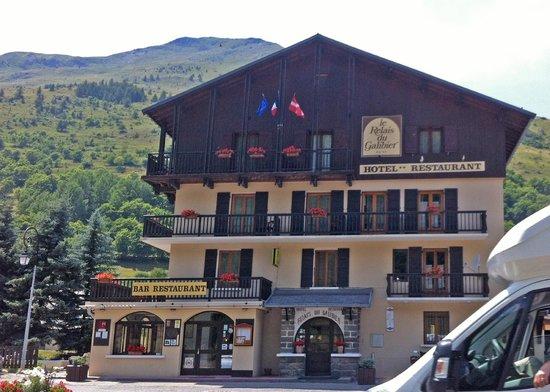 Hotel Relais du Galibier : Front view