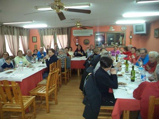 RESTAURANTE BULEVAR CAFETERIA: comedor bulevar