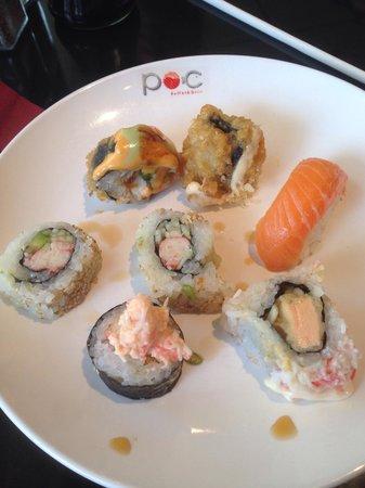 POC Buffet: Sushi