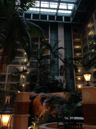 Sheraton Suites Cypress Creek Ft. Lauderdale: Inside2
