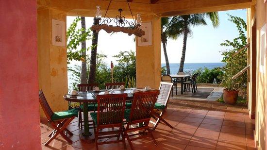 Hotel Villa Romana: restaurant