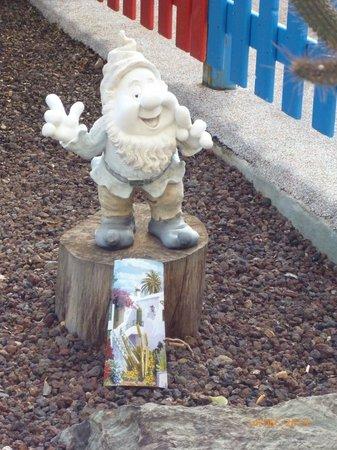 Apartamentos Montemar: Gnome from Gnome :-)