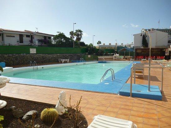 Apartamentos Montemar: Pool