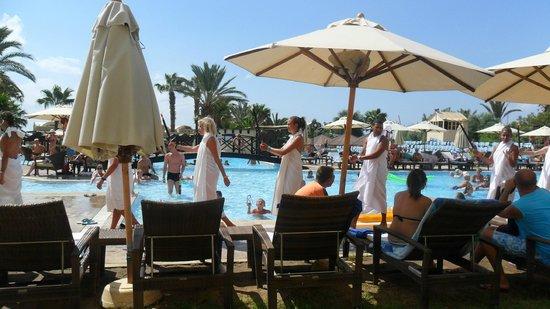 Hotel Paradis Palace : piscine